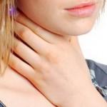 Bol u grlu pri gutanju