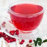 Čaj i sok od brusnice kao lek priprema
