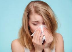 brisanje nosa