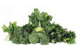 zeleno lisnato povrce