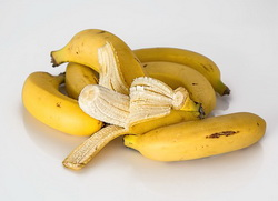 banana izvor kalijuma