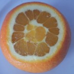 Ne bacajte koru od narandže