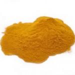 Zlatna maska za lice od kurkume
