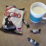 Negro bombone i mleko recept za grlo protiv kašlja (video)
