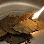 Zapalite lovorov list i evo šta će se desiti